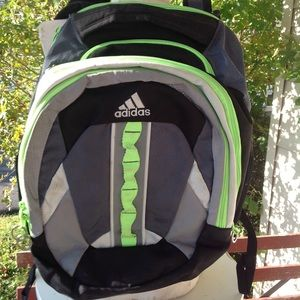 Adidas backpack.